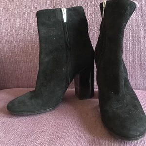 Gianvito Rossi size 39 suede boots